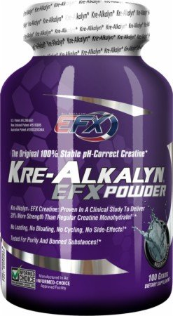 Kre-Alkalyn EFX Powder, Natural Flavor, 100 g