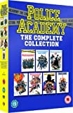 Police Academy Films 1-7 (7 Disc) [Import italien]