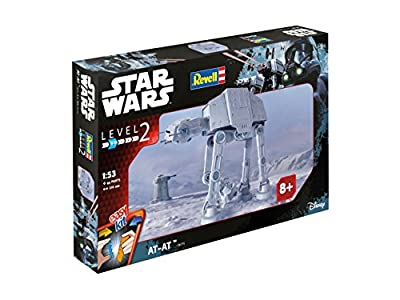 Revell - 6715 - Easy Kit - Star Wars - AT-AT