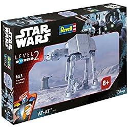 Revell - Maqueta Star Wars, AT-AT (6715)