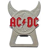 AC DC - Metall Flaschenöffner - Horns - Geschenkbox