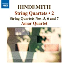 String Quartets, Vol. 2- Nos. 5-7