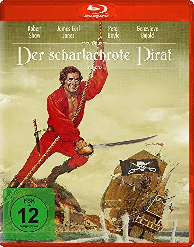 Der scharlachrote Pirat [Blu-ray]