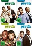 Psych - Die komplette 5. - 8. Staffel (15-Disc   4-Boxen)