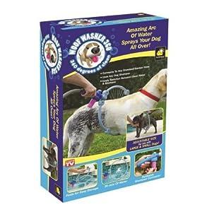 Woof Rondelle 360Pet chien Nettoyer en douceur couches pour chien avec circulaire
