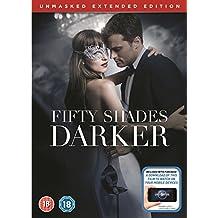 Fifty Shades Darker Unmasked Edition