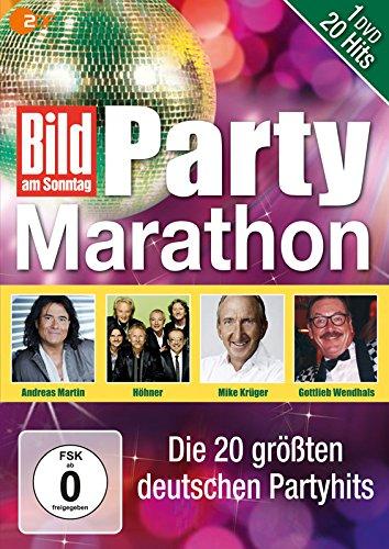 BILD am SONNTAG Party Marathon - Die 20 größten deutschen Partyhits