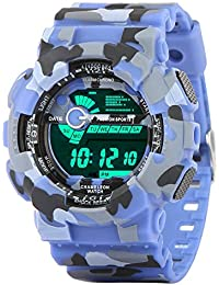 GLOSBY Mens Analog Round Dial Watch For Mens And Boys - B07BJ4GC49