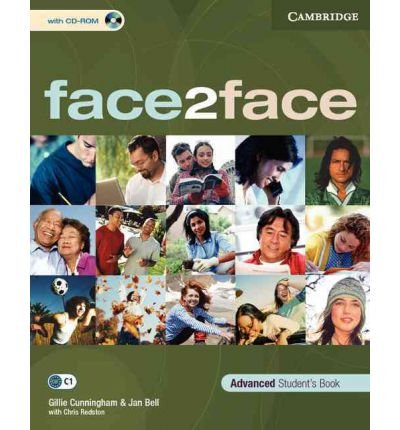 Face2face Advanced Student's Book with CD-ROM (Face2face) (Mixed media product) - Common