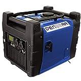 DENQBAR E-START 3,6 kW generador de energía eléctrica digital DQ3600E