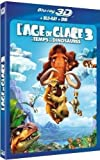 L'Age de Glace 3 - Blu-ray 3D Active + Blu-ray 2D + DVD [Import italien]