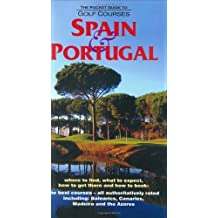 The Pocket Guide to Golf Courses: Spain and Portugal
