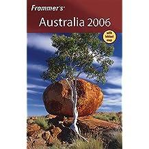 Frommer's Australia 2006