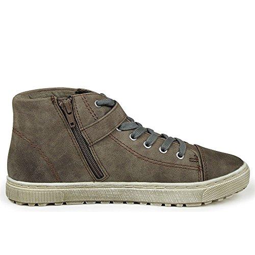 Jana Shoes & Co - 882526227341 - 882526227341 - Couleur: Marron - Pointure: 39.0