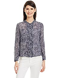 Chemistry Women's Button Down Top