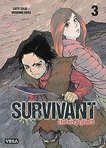 Survivant Edition simple Tome 3