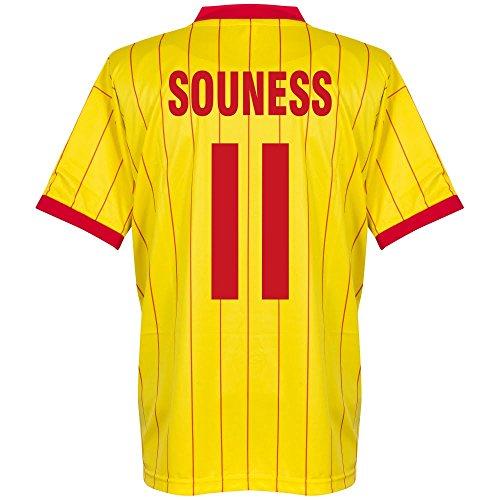 1982 Liverpool Away Retro Trikot + Souness 11 - S