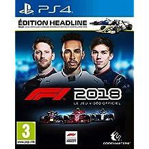 F1 2018 - Edition Headline
