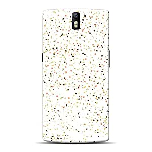 INKIF Bubble Abstract Designer Case Printed Mobile Back Cover for Oneplus 1/ One Plus 1 / One Plus One (Multicolor)