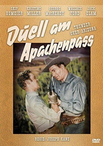 Duell am Apachenpass - filmjuwelen (Dvd-duell)