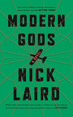 Modern Gods por Nick Laird