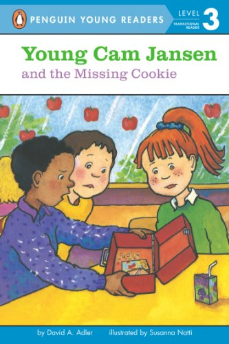 Young Cam Jansen and the Missing Cookie (English Edition)