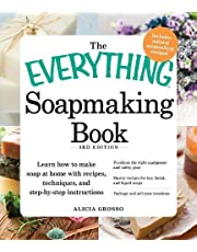 The Everything Soapmaking Book Learn How to Make Soap at Ho
