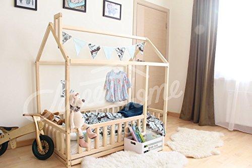 Cama Montessori para colchón 190x90cm