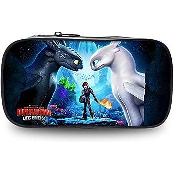 Ringordner Motive aus DreamWorks Dragons Drachen zähmen 3x Ringhefter DIN A4