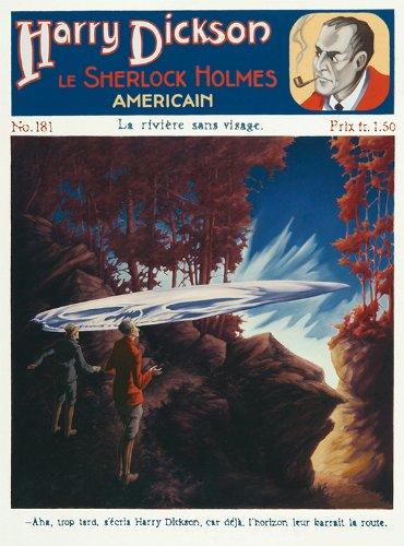 Harry Dickson, le Sherlock Holmes Americain No. 181 - la Riviere Sans Visage