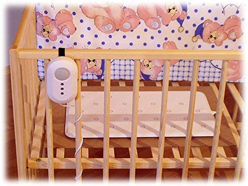 Nanny Baby Sensor Breathing Monitor (Monitor + 1 Pad) Nanny Medically certified device to monitor your baby's breathing throughout the night Loud alarm will sound after 20 seconds of no breathing or when breathing is slow Large sensor pad offers a wider sensing area to monitor your baby's Cot or Crib 2