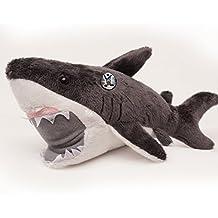 Weißer Hai MORIA 27 Cm Dunkelgrau Grauhai Plüschtier Von Kuscheltiere.biz
