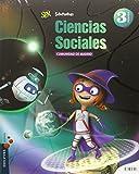 Ciencias Sociales 3º Primaria (Comunidad de Madrid) (Superpixépolis) - 9788426396105