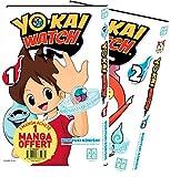 Yo-kai Watch - Pack dDécouverte T01 & T02