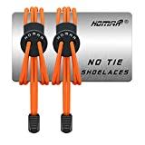 Homar No Tie Shoelace (Orange)