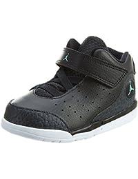 Nike Jordan 1 Flight 3 BT, Zapatos de Primeros Pasos para Bebés, Negro/Dorado/Blanco (Black/Metallic Gold-White), 25 EU
