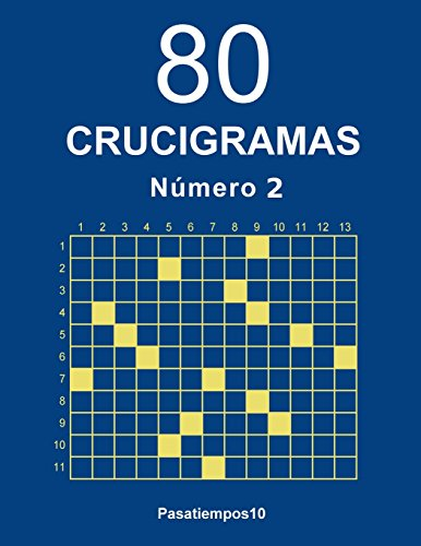 80 Crucigramas - N. 2: Volume 2