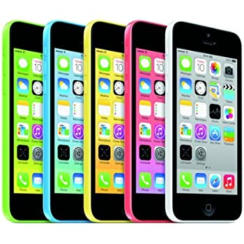 New Apple iPhone 5C - 6 Screen Protectors Retail Packed with Cleaning Cloth and Application Card