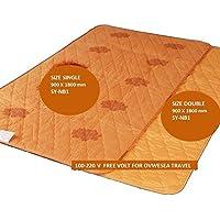 Daewon Mud Elektrische Heizung Matte Bett Decke waschbar für Inland Travel preisvergleich bei billige-tabletten.eu