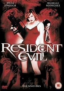 Resident Evil [DVD] [2002]