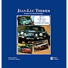 Jean-Luc Thérier : 20 ans de rallye