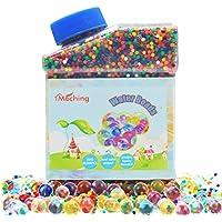 Waterparels 260g (40000stukken) orbeez wassergel gallert-groeiende ballen mischende regenboog voor kinderen taktil sensorisch speelgoed, vazen, planten, bruiloft en huistextiel