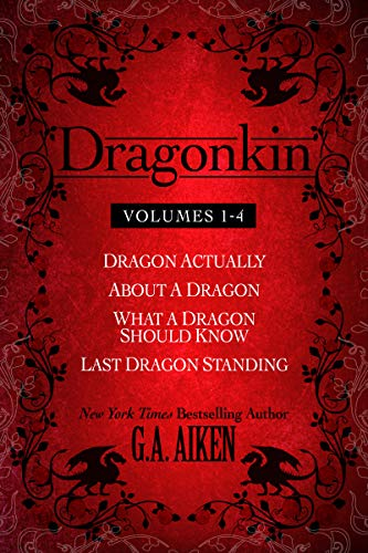 Dragonkin Bundle Books 1-4 (Dragon Kin) (English Edition) eBook ...