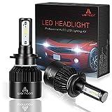Warmoon H7 LED Autoscheinwerfer Licht LED...