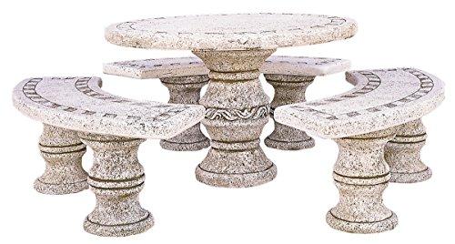 tavoli giardino pietra usato vedi tutte i 89 prezzi. Black Bedroom Furniture Sets. Home Design Ideas