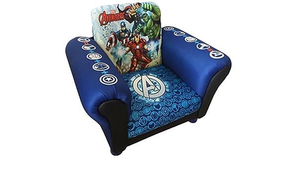 Marvel Avengers RembourréCuisineamp; Maison Enfant Fauteuil MVSUpz