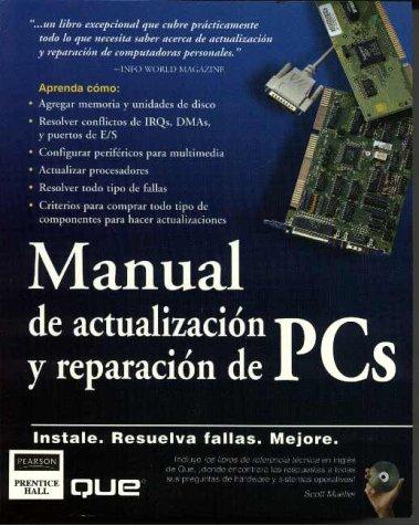 Manual De Actualizacion De Pcs