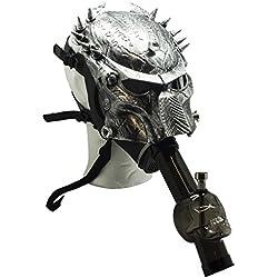 Máscara de gas ajustable para adaptarse a cualquier persona. Elija entre dos diseños clásicos Predator