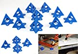 K&B Vertrieb Maler Pyramiden Ständer Malerpyramiden Antihaftpyramiden Malerbedarf Zubehör 813 (20 Stück)