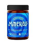 Mineralien und Spurenelemente hochdosiert | Alpha Foods Minerals | Mit Ur-Essenz Shilajit | 100% frei von Zusatz- und Hi